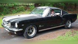 1965 Ford Mustang Shelby Clone