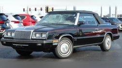 1984 Chrysler Le Baron