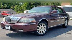 2007 Lincoln Town Car Designer Series