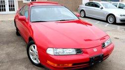 1992 Honda Prelude Si 4WS