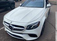2018 Mercedes-Benz E-Class AMG E 63 S