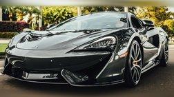2018 McLaren 570GT 570 GT
