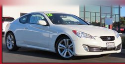2010 Hyundai Genesis Coupe 3.8 Base