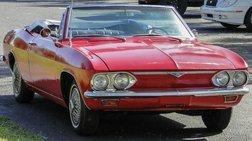 1966 Chevrolet Monza