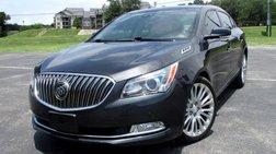 2015 Buick LaCrosse Premium II