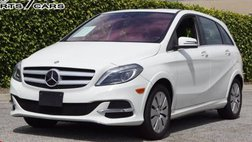 2015 Mercedes-Benz B-Class Electric Drive