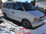 2000 Chevrolet Astro LS AWD 3dr Extended Mini Van