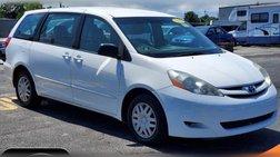 2007 Toyota Sienna 5dr 7-Passenger Van LE FWD