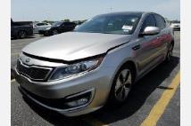 2013 Kia Optima Hybrid EX