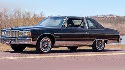 1979 Pontiac Bonneville Coupe