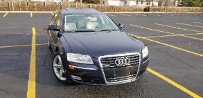 2009 Audi A8 quattro
