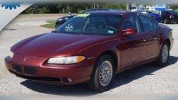 2000 Pontiac Grand Prix SE