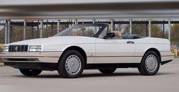 1990 Cadillac Allante Base