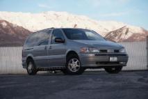 2000 Oldsmobile Silhouette Premiere