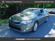 2012 Toyota Camry Hybrid XLE