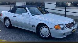 1990 Mercedes-Benz 300-Class 300 SL