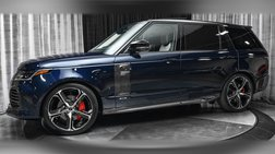 2021 Land Rover Range Rover P525 Westminster Edition LWB