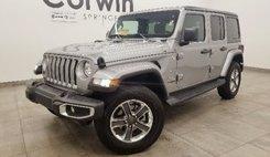 2019 Jeep Wrangler Unlimited Unlimited Sahara 4x4