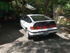 1989 Honda Civic CRX HF