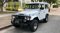 1976 Toyota Land Cruiser CLEAN TITLE/11K MILES