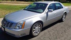 2011 Cadillac DTS 4.6L V8