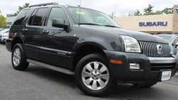 2010 Mercury Mountaineer Base