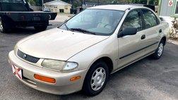 1996 Mazda Protege LX