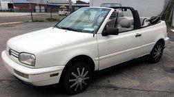 1998 Volkswagen Cabrio GL