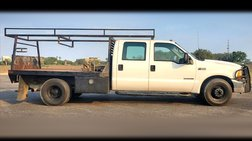 2001 Ford F-350 XL Crew Cab Short Bed 2WD DRW