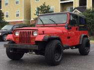 Used Jeep Wrangler Under $5,000: 34 Cars from $2,695 ...