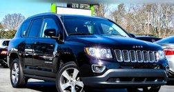 2016 Jeep Compass High Altitude