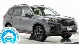 2020 Subaru Forester Sport