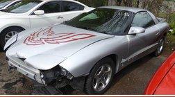 2002 Pontiac Firebird Base