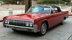 1964 Lincoln Continental 1964 LINCOLN CONTINENTAL CONVERTIBLE