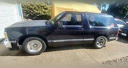 1992 GMC Jimmy JIMMY S15