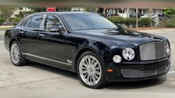2016 Bentley Mulsanne Base