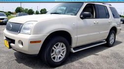 2005 Mercury Mountaineer Convenience