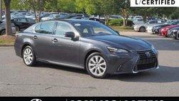 2017 Lexus GS 200t Base