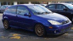 2002 Ford Focus SVT Base
