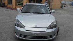 2008 Hyundai Tiburon GT