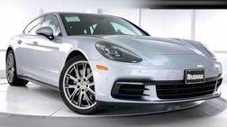 2019 Porsche Panamera Standard
