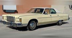 1977 Mercury Grand Marquis Brougham
