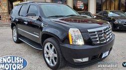 2014 Cadillac Escalade Luxury