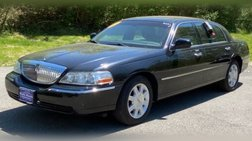 2011 Lincoln Town Car Unknown