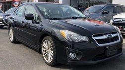 2014 Subaru Impreza 2.0i Limited