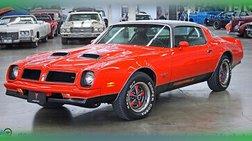 1976 Pontiac Firebird Forumla