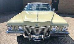 1972 Cadillac DeVille COUPE DEVILLE