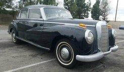 1952 Mercedes-Benz 1952 MERCEDES-BENZ 300D ADENAUER