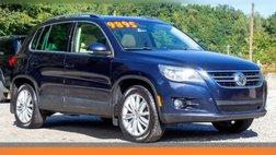 2011 Volkswagen Tiguan SEL 4Motion