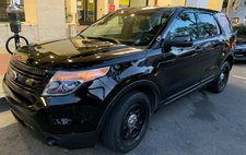 2015 Ford Explorer Police Interceptor